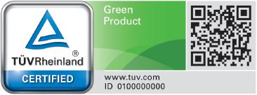 TUV-Certified
